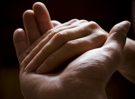 Tapping to Soothe Grief When A Parent Dies 2