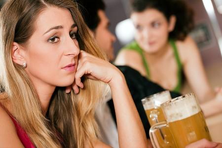 My Boyfriend Stares at Other Women! 1
