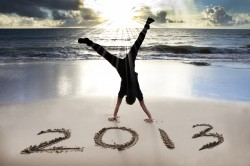 Tapping Into New Year's Energy All Year Long