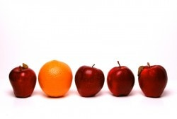 bigstock-Apples--Orange-25113