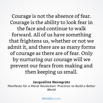 Emerging… 4 Steps for Tapping into Courage and Clarity When You Need It 1